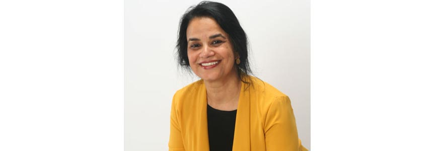 Photo of Varsha Gandhi
