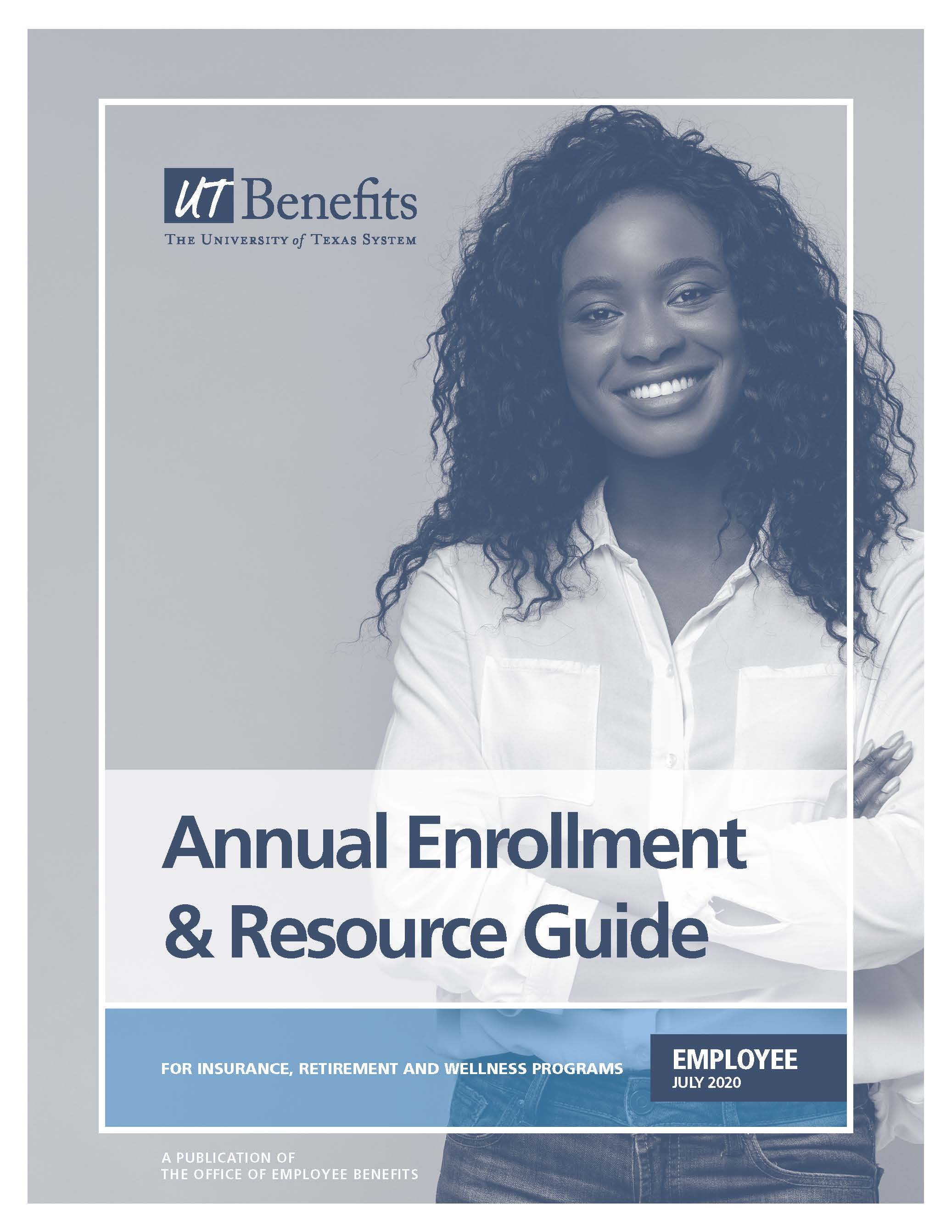 2020 AE Resource Guide for Employees cover