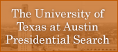 UT Austin President Search