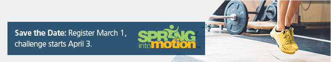 Spring into Motion