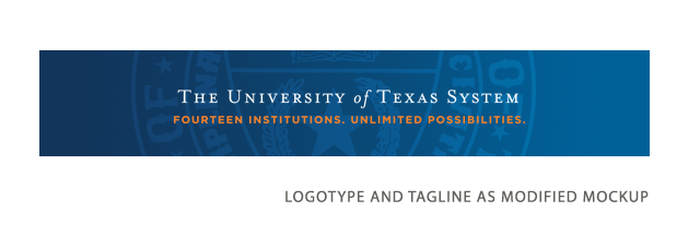 UT System Branding Guidelines Special Considerations
