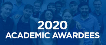 2020 Academic Awardees