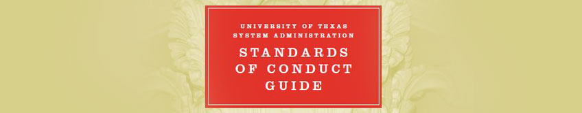 Standards of Conduct cover